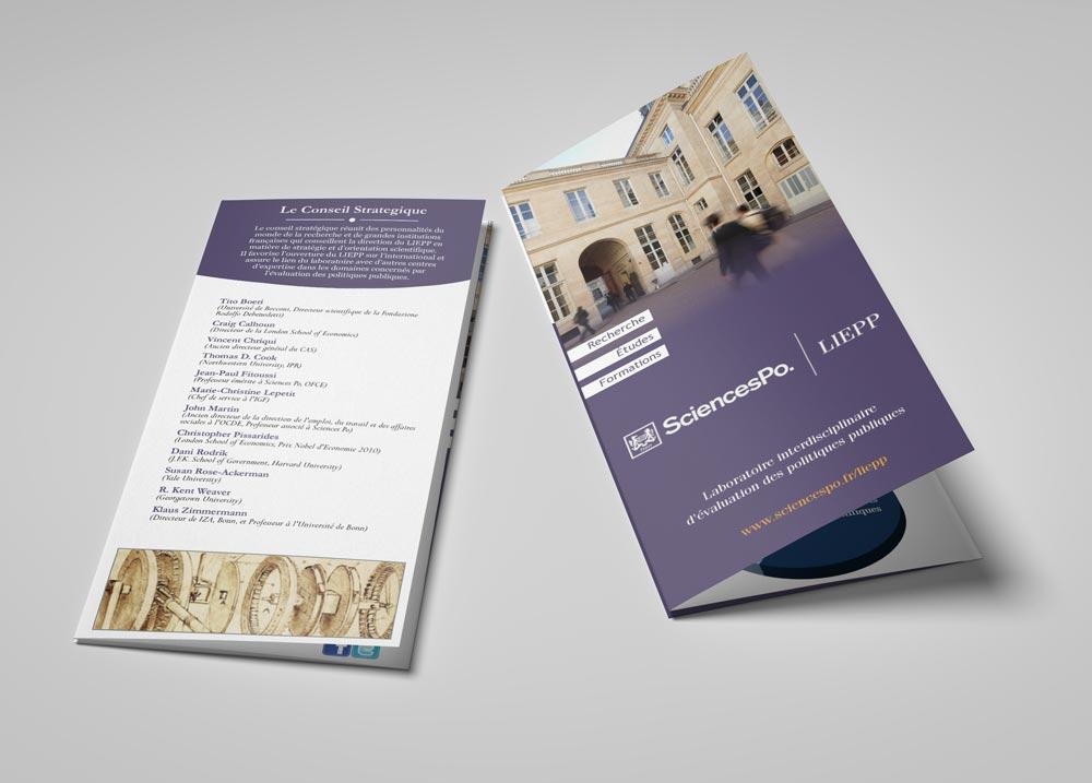 <b>LIEPP</b> leaflet